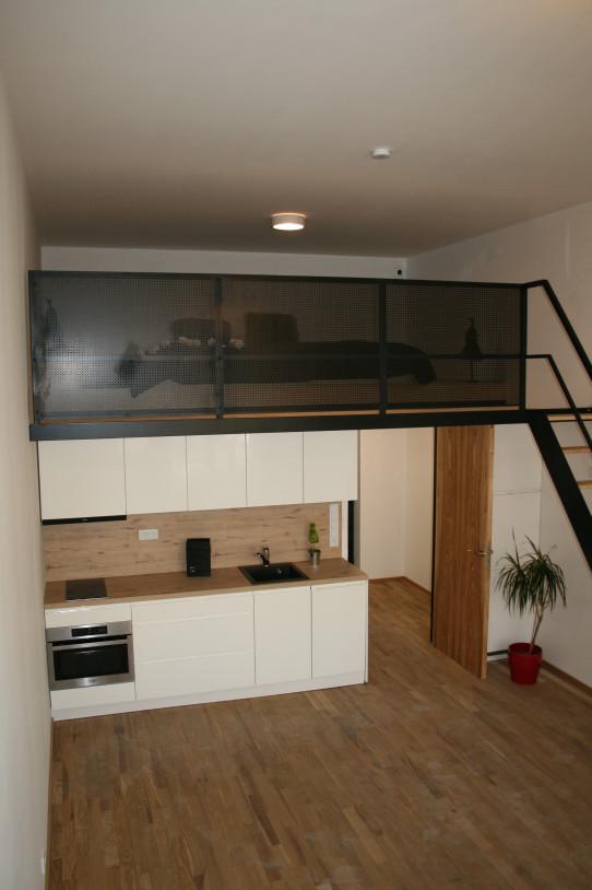 Jak může vypadat Váš byt v budově B