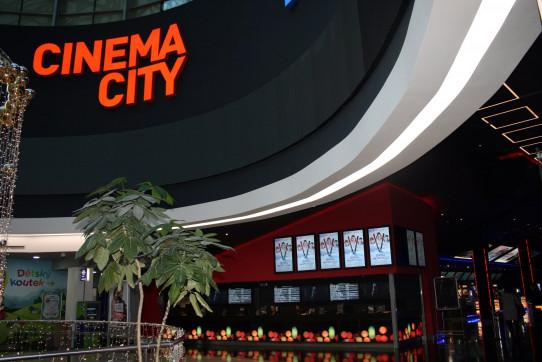 Cinema City Flora
