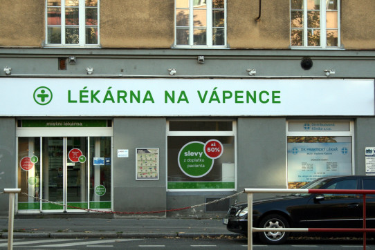 Lékárna Na Vápence