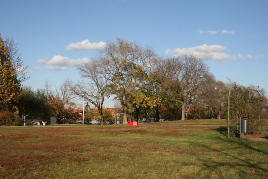 Park Židovské pece