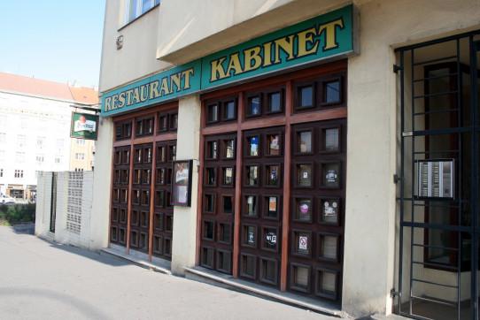 Restaurace Kabinet