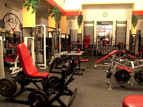 Fitness centrum Maximus