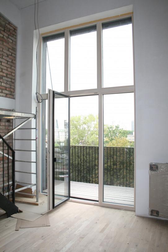 Balkón, kde můžete posedět